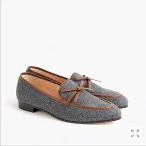 J Crew Academy Loafer in Flannel